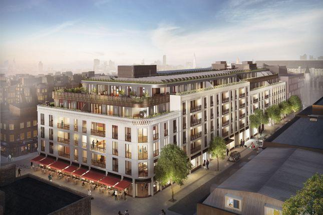 Thumbnail Flat for sale in Marylebone Square, Moxon Street, Marylebone
