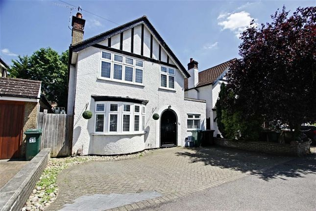 Thumbnail Detached house for sale in Hamilton Road, Hunton Bridge, Kings Langley