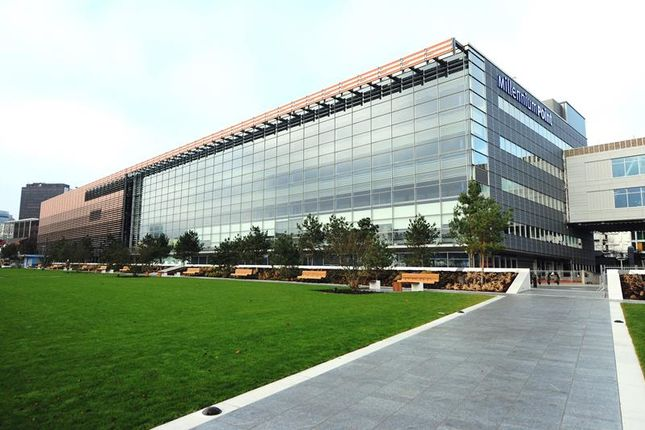 Thumbnail Office to let in Office Suites At Millennium Point, Curzon Street, Birmingham, West Midlands