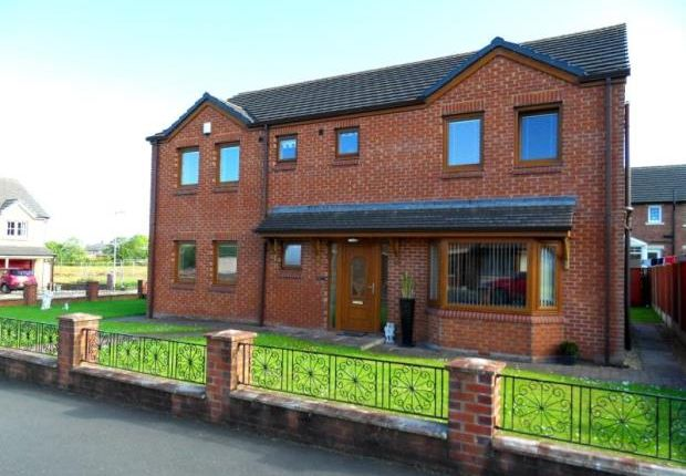 Thumbnail Detached house for sale in The Hawthorns, Gretna, Dumfriesshire