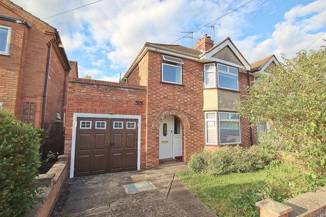 Thumbnail Semi-detached house for sale in Lichfield Road, Cambridge