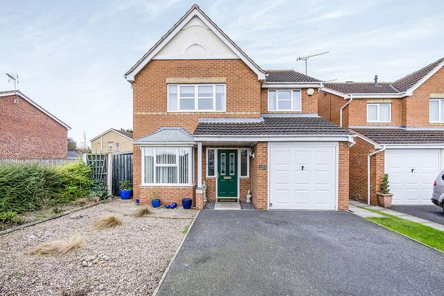 Thumbnail Detached house for sale in Northfield Drive, South Kirkby, Pontefract