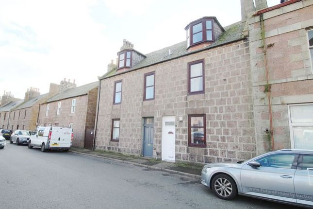 Thumbnail Flat for sale in 23 A, B And C, Maiden Street, Peterhead AB421EE