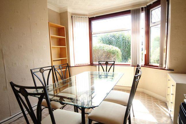 Dining Room of Rudston Road, Childwall, Liverpool, Merseyside L16