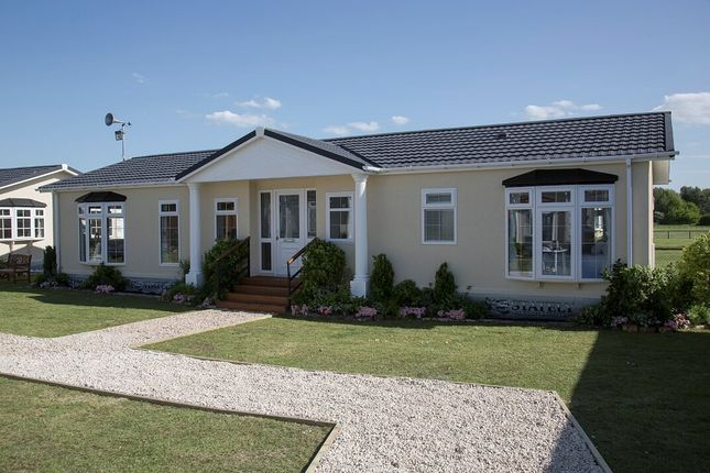 Thumbnail Lodge for sale in Royal Arch, Riverside Park, Laurencekirk, Aberdeen