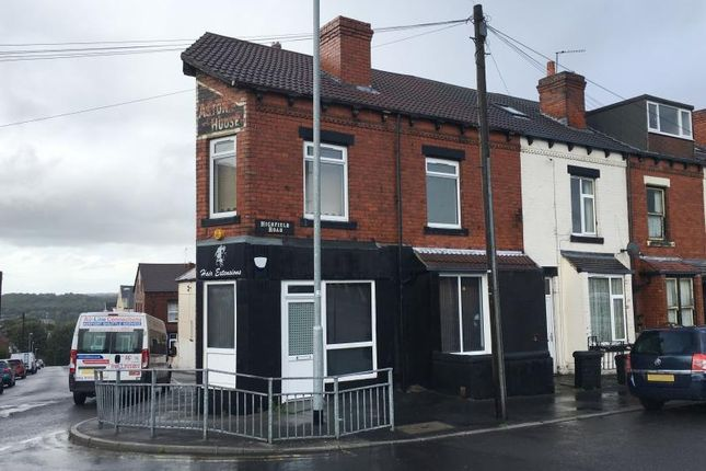Thumbnail Commercial property for sale in Highfield Road, Bramley, Leeds