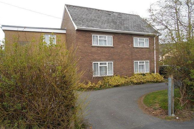 Thumbnail Detached house for sale in Ael Y Bryn, Ystradgynlais, Swansea