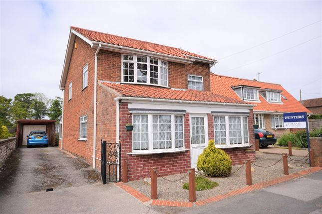 Thumbnail Detached house for sale in Main Street, Sewerby, Bridlington