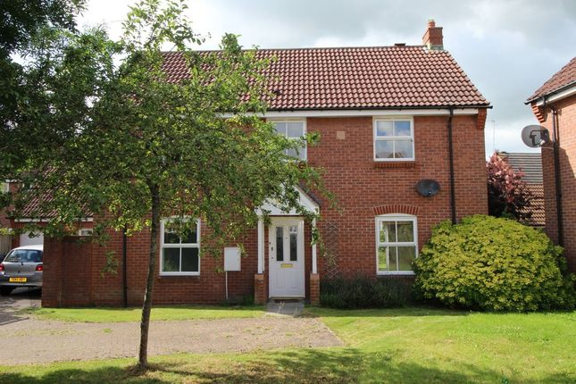 Thumbnail Detached house to rent in Richmond Road, Calne