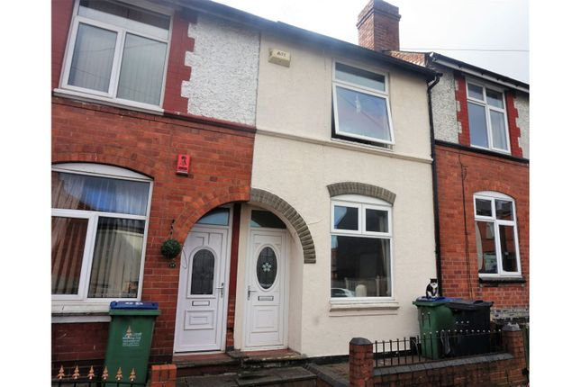 Thumbnail Terraced house for sale in Oakwood Road, Smethwick