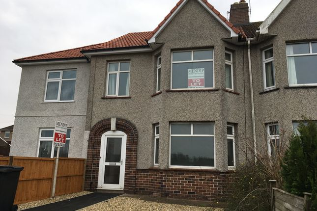 Thumbnail Terraced house to rent in Southmead Rd, Bristol