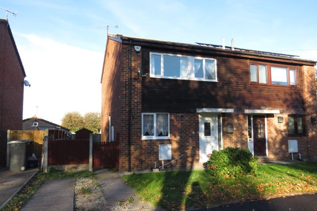 Thumbnail Property to rent in Colister Gardens, Sheffield