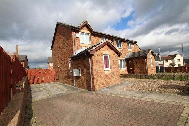 Thumbnail Semi-detached house to rent in Hambledon Avenue, Bradford