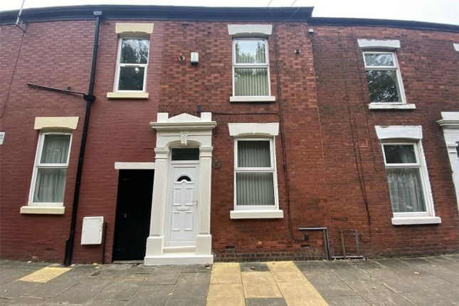 Thumbnail Terraced house for sale in Ellen Street, Preston, Lancashire