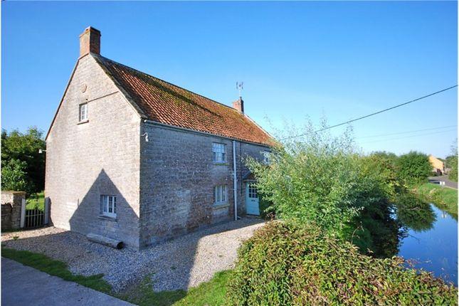 Thumbnail Farmhouse for sale in Lower Godney, Wells