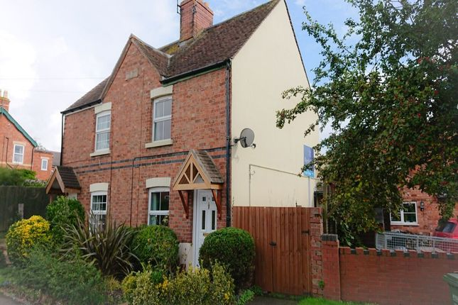 Thumbnail Semi-detached house for sale in Alcester Road, Harvington, Evesham