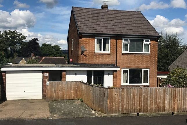 Thumbnail Detached house for sale in Pontey Drive, Waterloo, Huddersfield