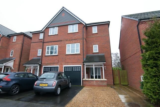 Thumbnail Semi-detached house for sale in 76 New Street, Eccleston