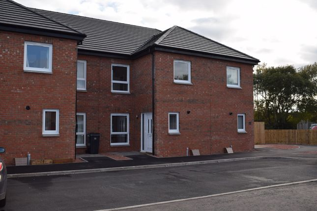 Thumbnail Terraced house for sale in 10 Charnwood Place, Annan Road, Dumfries