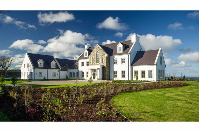 Thumbnail Detached house for sale in Ballaleigh Road, Kirk Michael, Isle Of Man