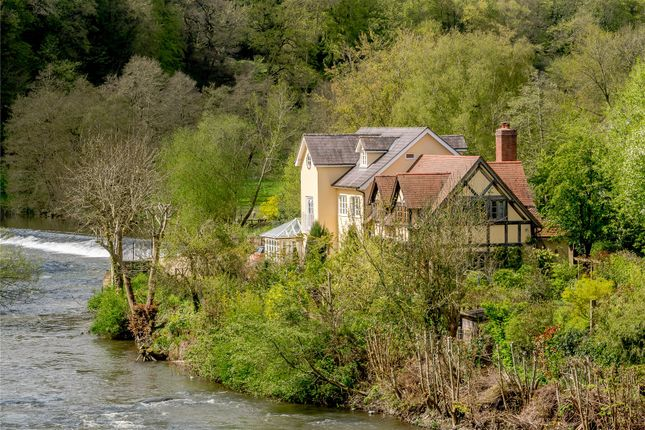 Thumbnail Detached house for sale in Lower Mill Street, Ludlow, Shropshire