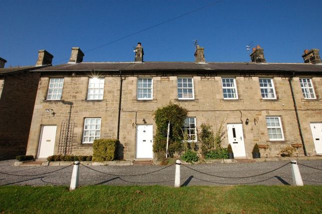 Thumbnail Terraced house for sale in Whalton, Morpeth