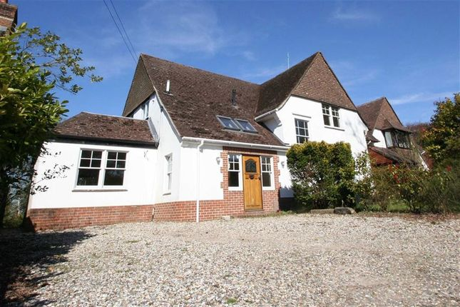 Thumbnail Semi-detached house to rent in The Ridge, Cold Ash, Thatcham