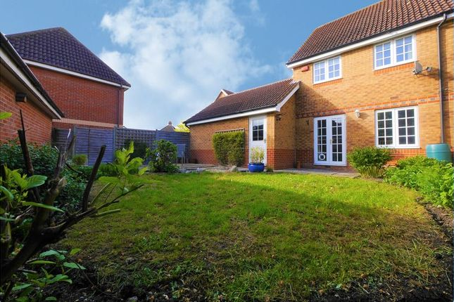Rear Elevation of Ouse Close, Didcot OX11