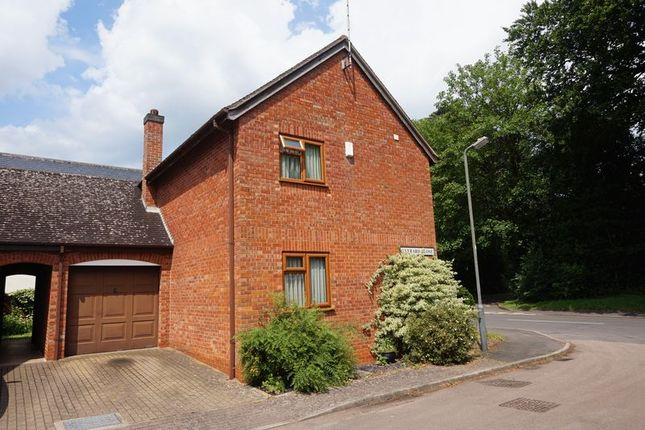 Thumbnail Detached house for sale in Lilbourne Road, Clifton-Upon-Dunsmore, Rugby