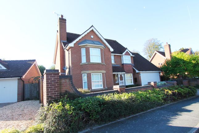 Thumbnail Detached house to rent in Littleton Close, Kenilworth