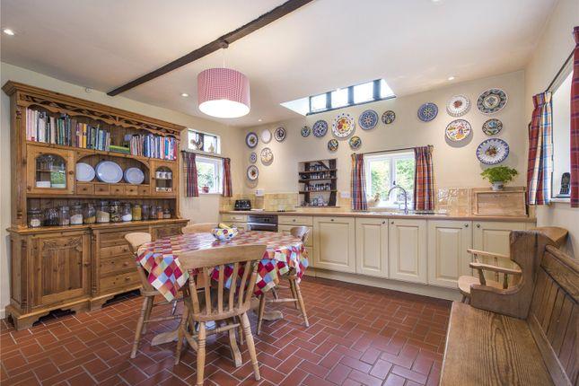 Kitchen of The Street, Monks Eleigh, Ipswich IP7