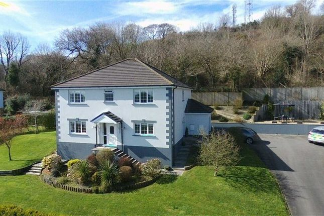 Thumbnail Detached house for sale in Heol Y Delyn, Carmarthen