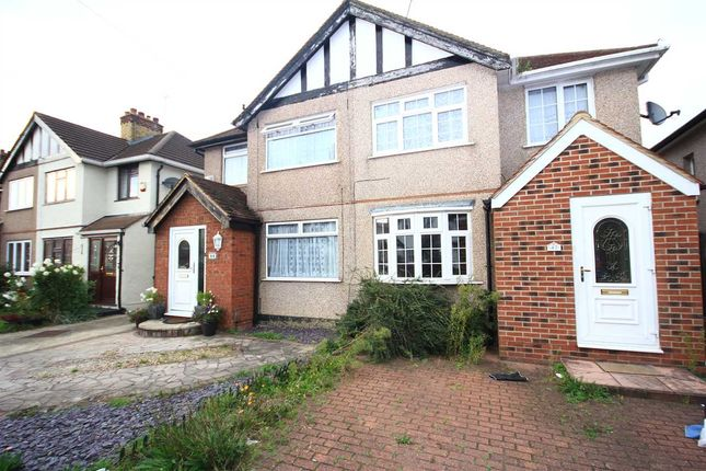 Thumbnail Semi-detached house to rent in Gresham Road, Hillingdon, Uxbridge