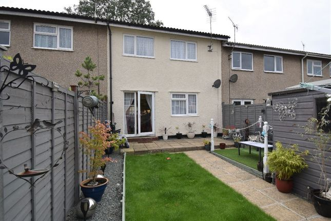 Thumbnail Terraced house for sale in Betony Walk, Haverhill
