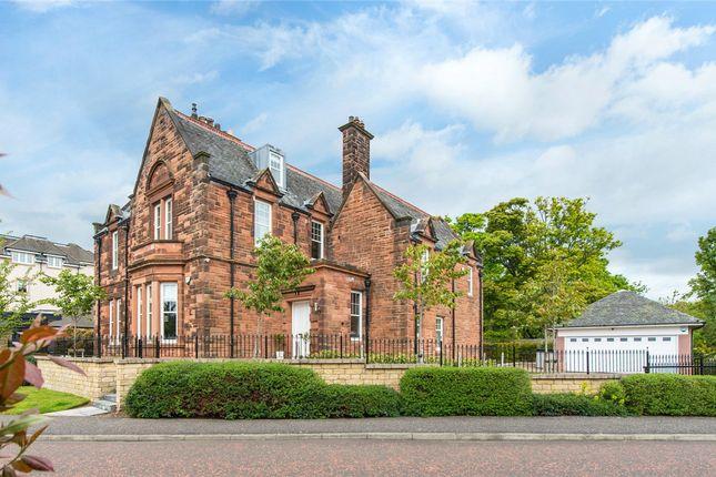 Thumbnail Detached house for sale in Littlejohn Road, Greenbank, Edinburgh