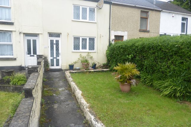 Thumbnail Terraced house for sale in Llangyfelach Road, Treboeth, Swansea