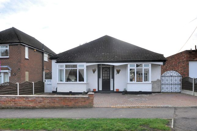 Thumbnail Detached bungalow for sale in The Avenue, Hadleigh, Benfleet