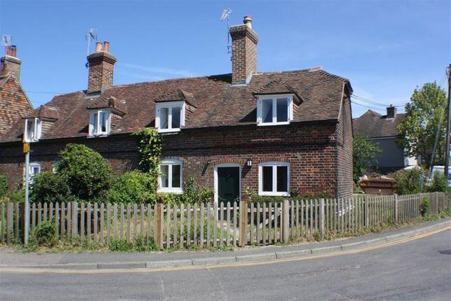 Thumbnail Cottage to rent in The Street, Mersham, Ashford
