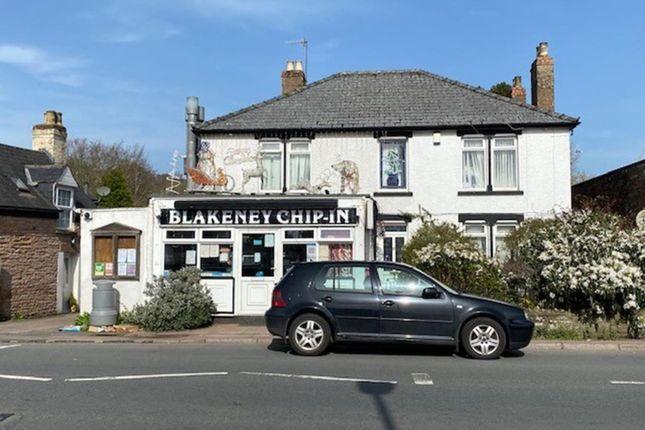 Thumbnail Restaurant/cafe for sale in High Street, Blakeney