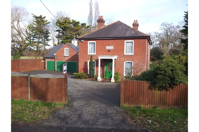 Thumbnail Detached house for sale in Ashurst Bridge Road, Southampton