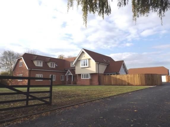 Thumbnail Detached house for sale in Little Tey, Colchester, Essex