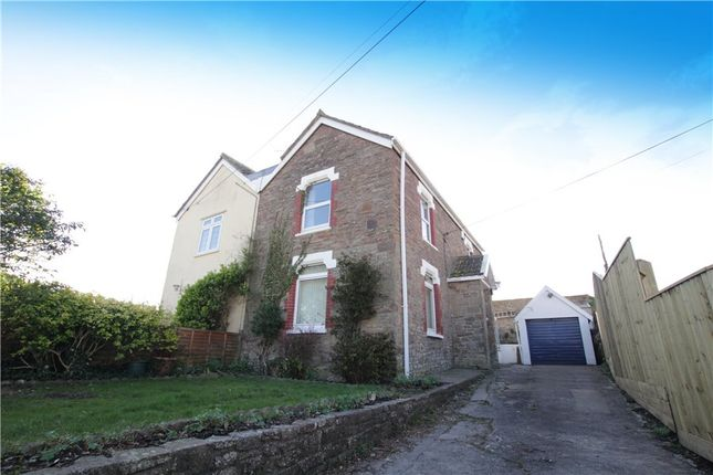 Thumbnail Semi-detached house to rent in Lower Down Road, Portishead, Bristol
