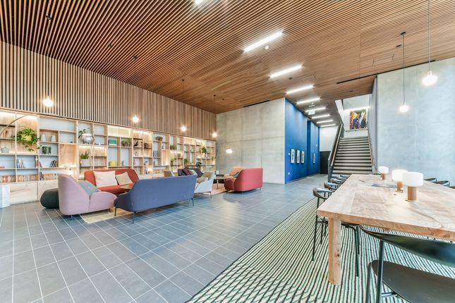 Residents_Lounge of The Highwood, Elephant Park, Elephant & Castle SE17
