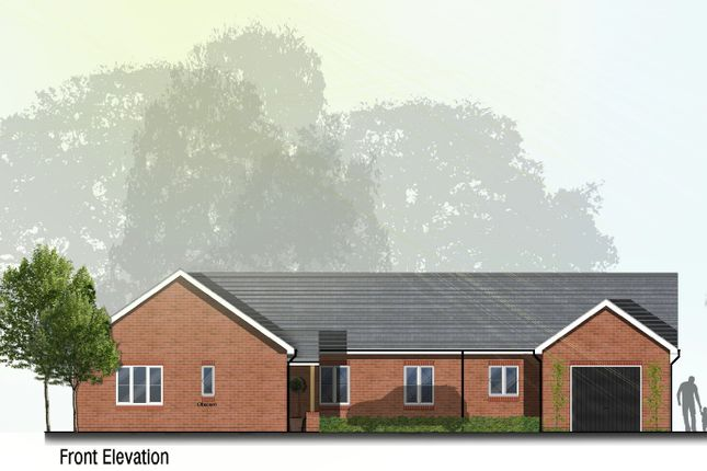 Thumbnail Detached bungalow for sale in Botley Road, Swanwick, Southampton