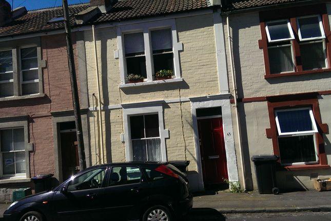 Thumbnail Maisonette to rent in St Lukes Crescent, Totterdown, Bristol