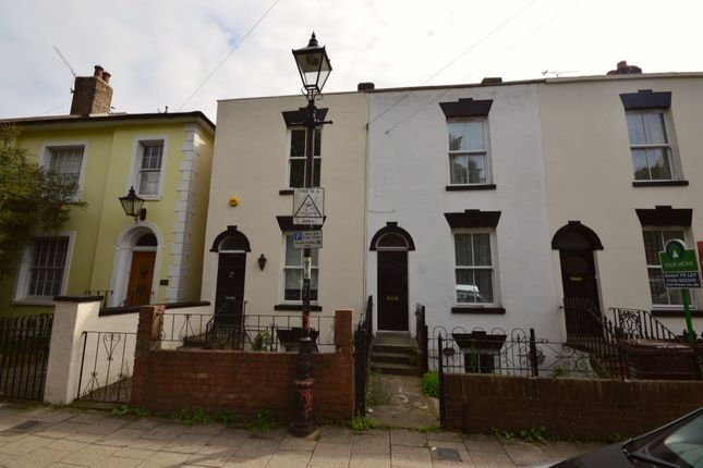 Thumbnail Terraced house to rent in Mill Road, Gillingham