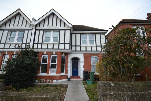 Thumbnail Flat to rent in Dorset Road, Bexhill On Sea