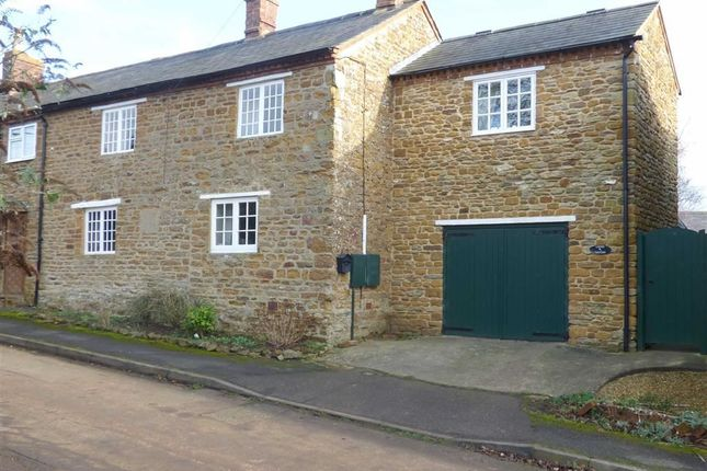 Thumbnail Semi-detached house for sale in Mounts Lane, Newnham, Daventry