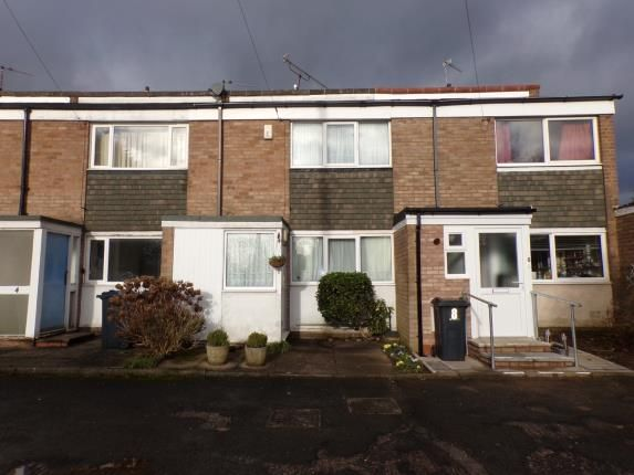 Thumbnail Terraced house for sale in Springavon Croft, Birmingham, West Midlands
