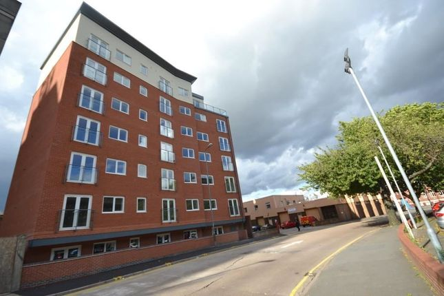 Thumbnail Flat for sale in Lower Lee Street, Leicester